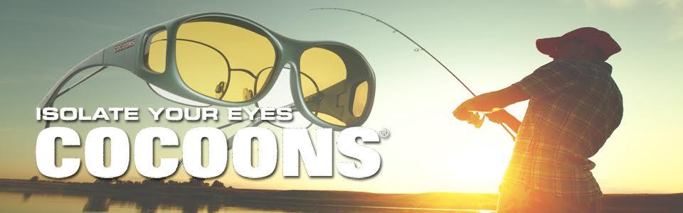 COCOONS – Polariserande linser över dina glasögon.