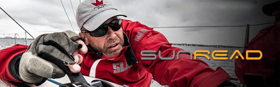 Sunread – Sportglasögon som tål hårda tag!